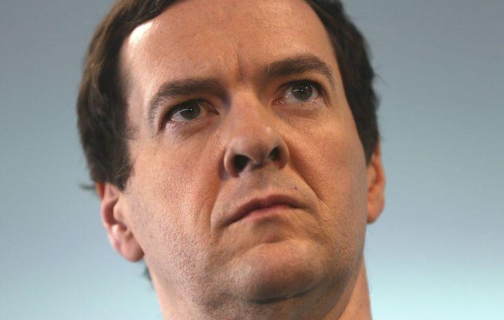 George Osborne Says He Was 'Not Keen' On An EU Referendum