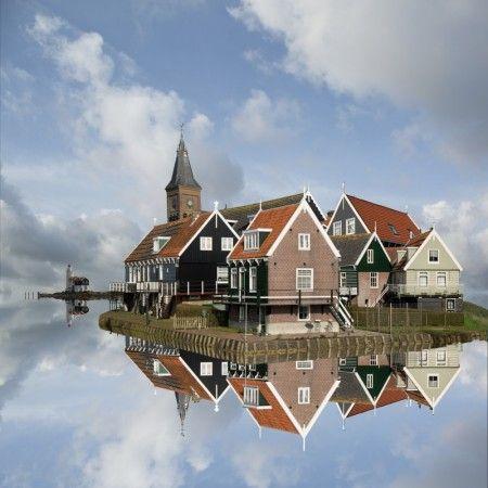 Marken (The Netherlands) by Jan Siebring