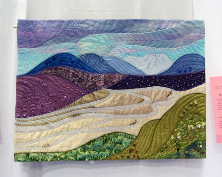Sew Handmade: Best of the Valley Quilt Show