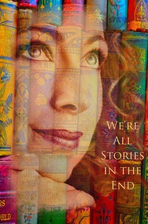 we are all stories