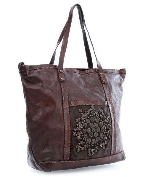 Campomaggi Ibisco Special Tote brown-C4147VLVR-1701-32