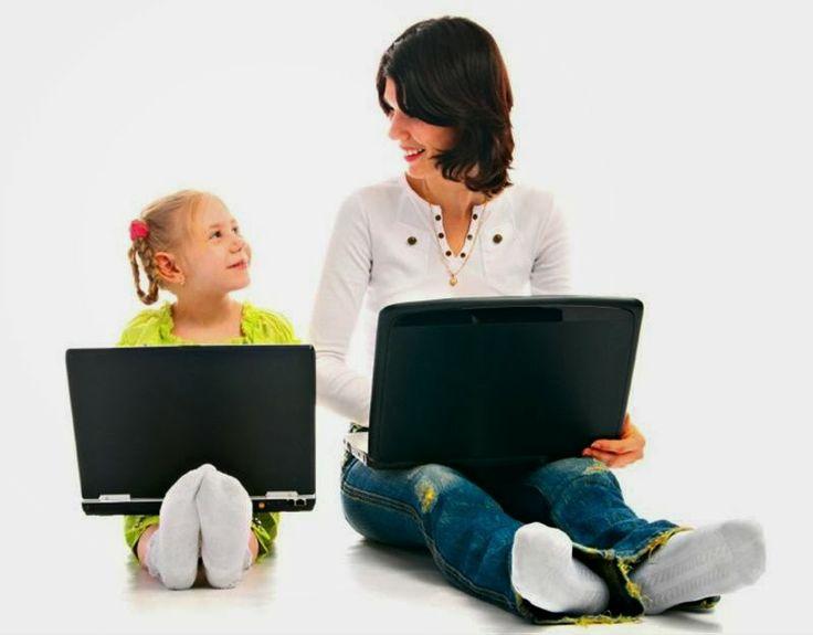 Tips Anak - Kapan Mengenalkan Anak Pada Komputer?