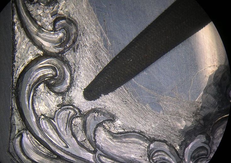 Learn to Hand Engrave - Engraving Lessons