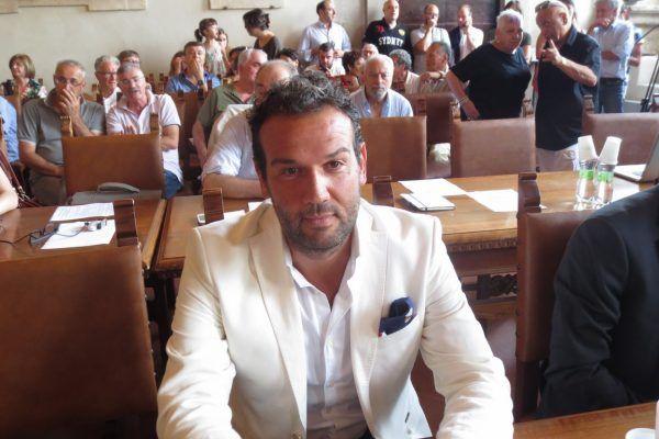 Il consigliere comunale Cristian Braganti si dimette