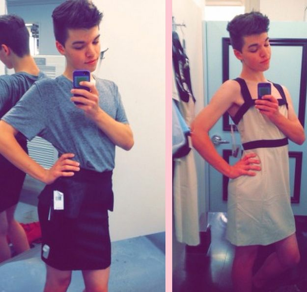 """Leelah Alcorn, a 17-year-old transgender girl from Kings Mills, Ohio, died on Dec. 28. A suicide note appeared on her Tumblr that evening. 