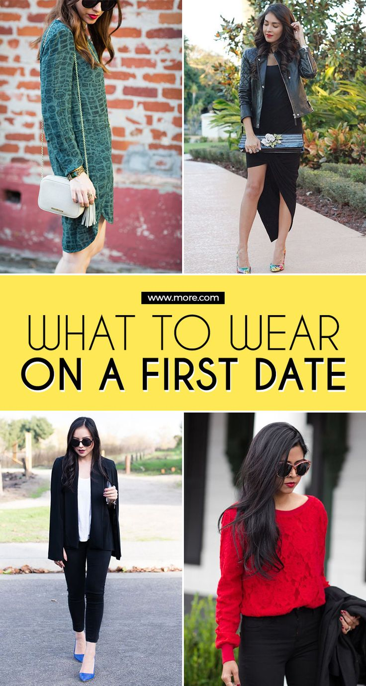 what to wear on a first date when its raining
