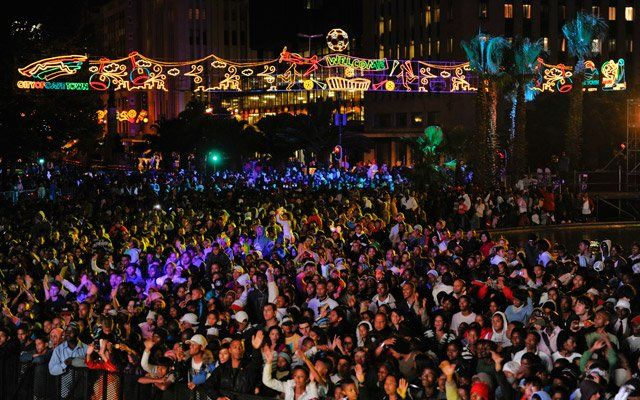 JUST RELEASED: Cape Town City's festive season is kicking off on 3 December!  Entertaining MCs and a great local line-up, get the details here.