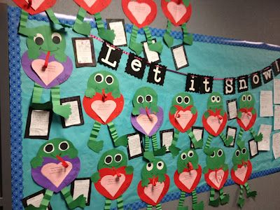 Froggy: Froggy Valentine S, Bulletin Board, Pictures Galore, Classroom Valentines, Valentines Day, School Valentine S, Valentine Classroom