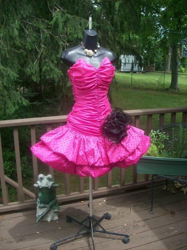 Mejores 51 imágenes de Prom dresses en Pinterest | Moda de los 80 ...