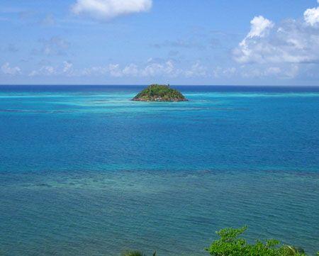 Crab Caye & Maracaibo Bay