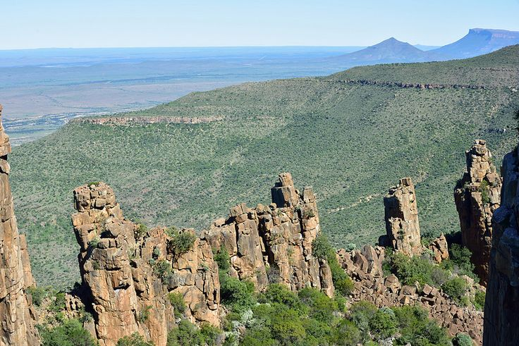 Valley of Desolation, Graaff-Reinet, Eastern Cape, South Africa   by South African Tourism