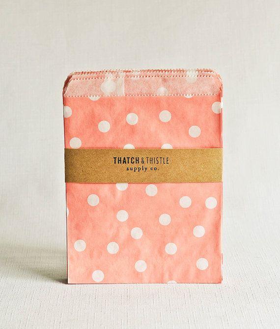 Pink Polka Dot Invitations with luxury invitation design
