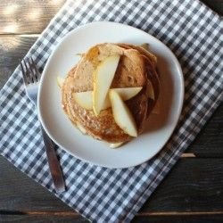 Grain Pear Pancakes | Food-e-licious | Pinterest | Pancakes, Pear ...