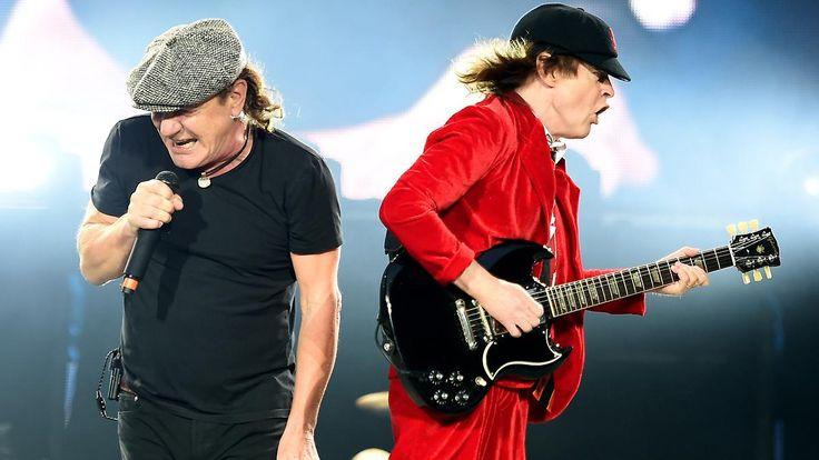 Brian Johnson bricht US-Tour ab: AC/DC Sänger droht totaler Gehörverlust