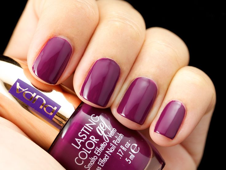 #parisexperience #lastingcolorgel #nails #nailpolish 092 Velvety Fuchsia