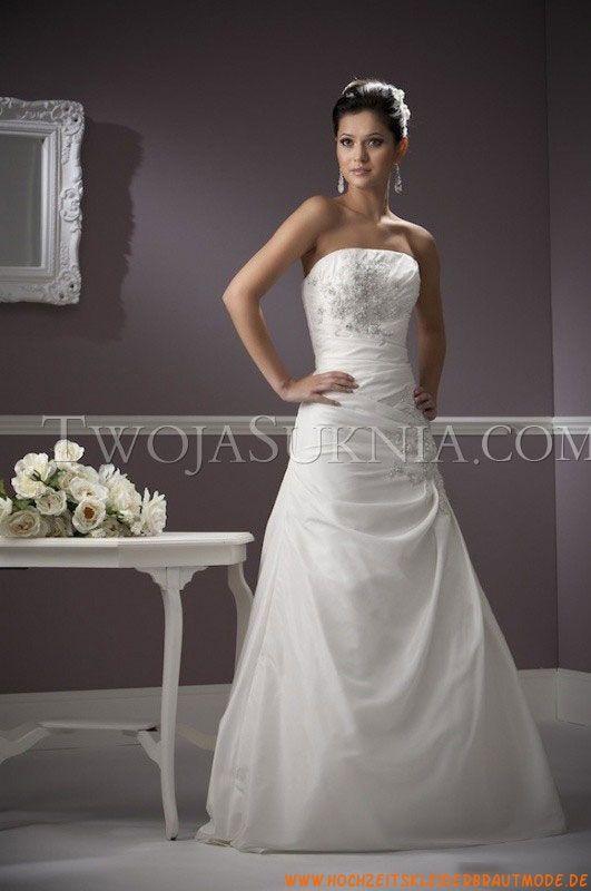 53 best Brautkleider images on Pinterest | Getting married, Wedding ...