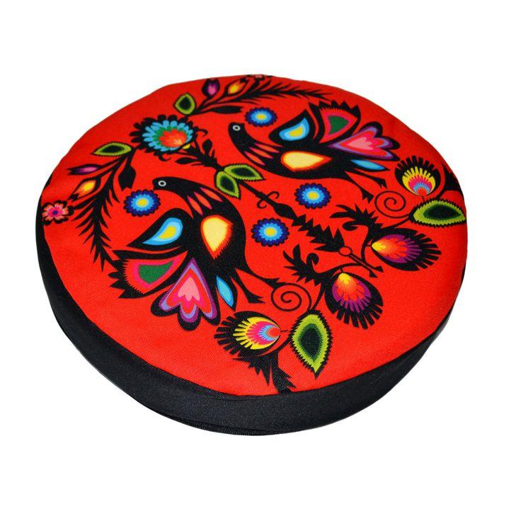 Designer decorative small #Folk #bean № gd259
