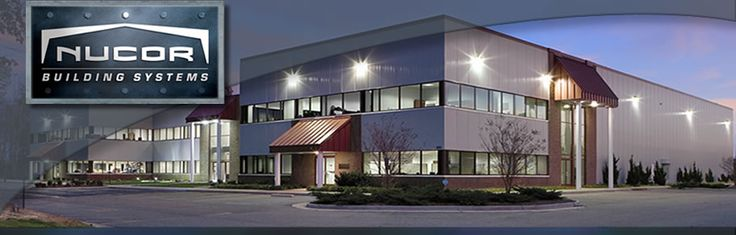 Industrial Metal Building   Nucor Building Systems