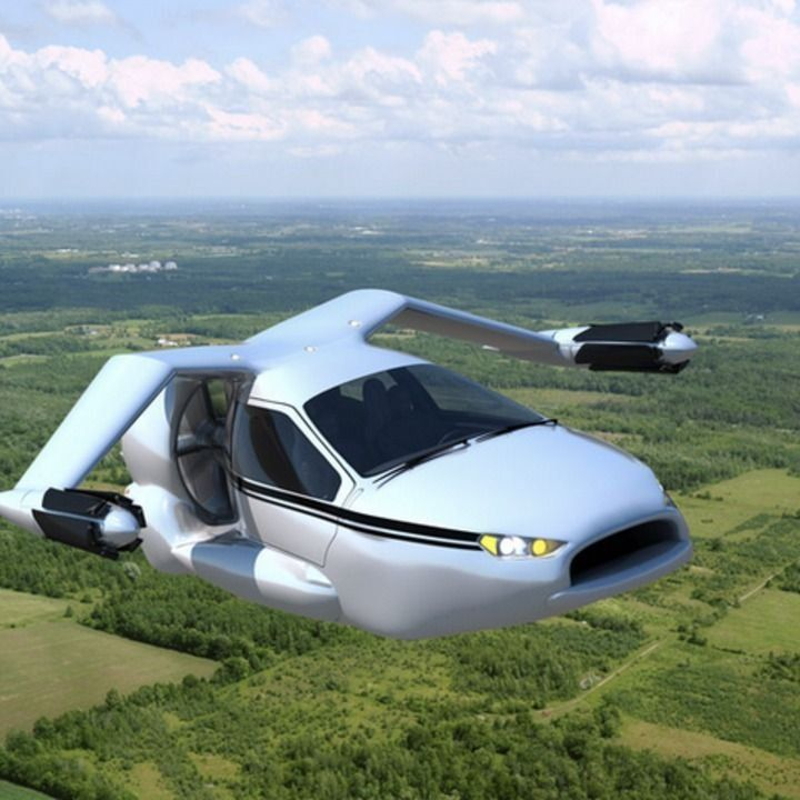 coming soon: your personal flying car, Terrafugia, a Massachusetts company, is working on a full-on, futuristic flying car, the TF-X, which it expects to start selling in the early 2020s.