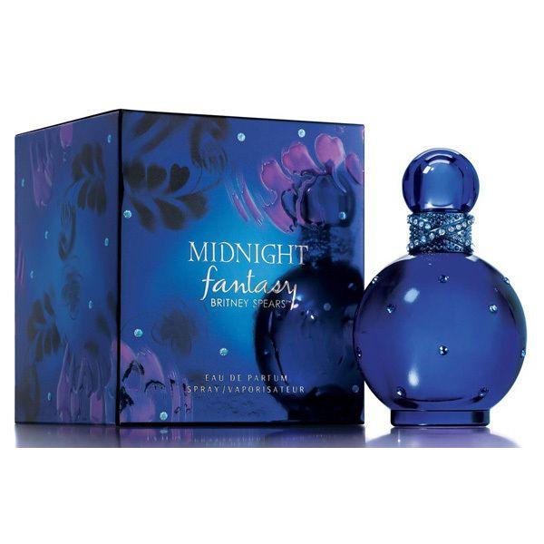Britney Spears Midnight Fantasy Eau De Parfum 50 ml