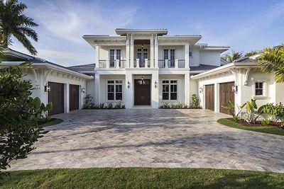 Spacious Tropical House Plan - 86051BW thumb - 02