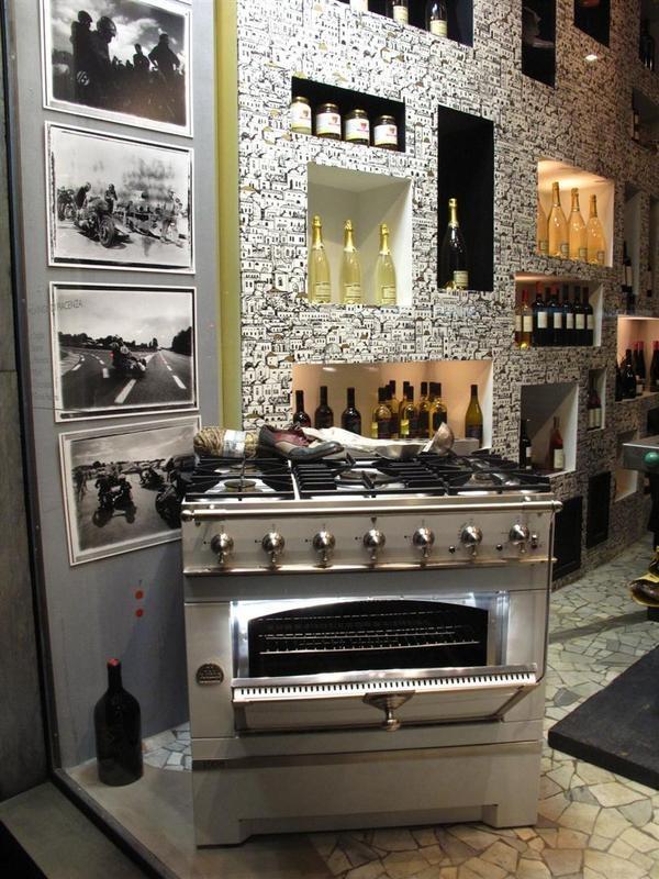Salone del Mobile 2012 Milano: La Cornue presenta 1908 per Eurocucina 2012 #MDW
