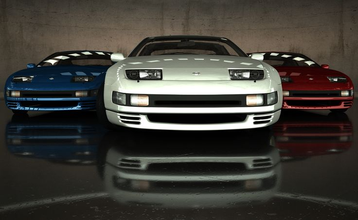 Nissan 300zx. Needs to be incorporated somewhere!