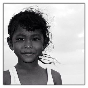 Bali's smiling faces