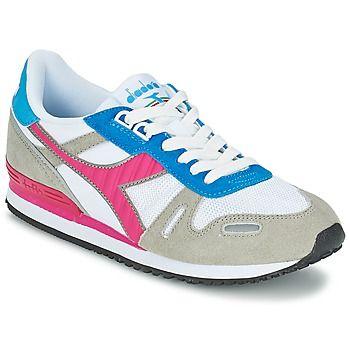 💕 Xαμηλά Sneakers Diadora TITAN II WOMAN 💕 Γυναικεία Παπούτσια στο Gynaikeia.com https://www.gynaikeia.com/c/gynaikeia-papoutsia #style #DIADORA