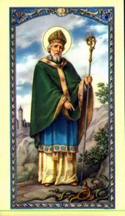 Novena to St. Patrick and Coloring pages