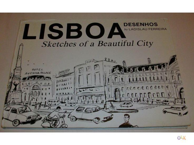 Lisboa - Desenhos By Ladislau Ferreira