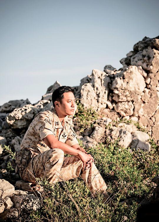 Descendants of the Sun - Jin Goo as Seo Dae Young
