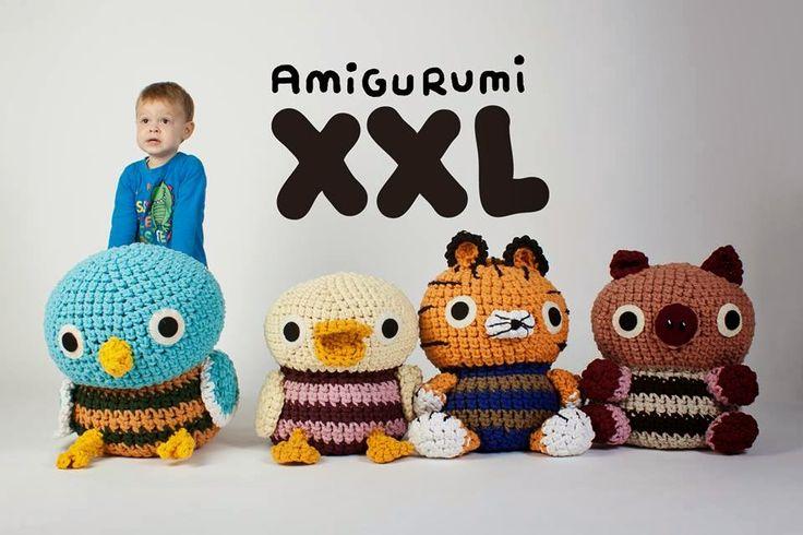 Amigurumi Xxl Patron : 1000+ images about AMIGURUMIS en Pinterest Patron gratis ...