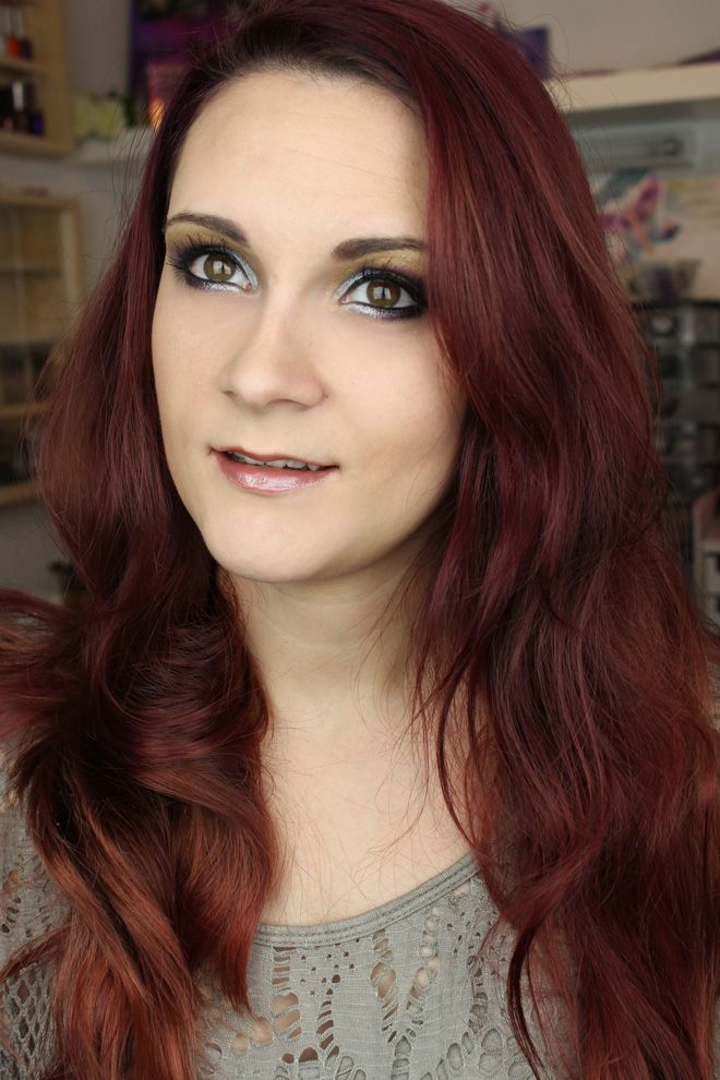 New Haircolor Schwarzkopf Brilliance 859 Violette