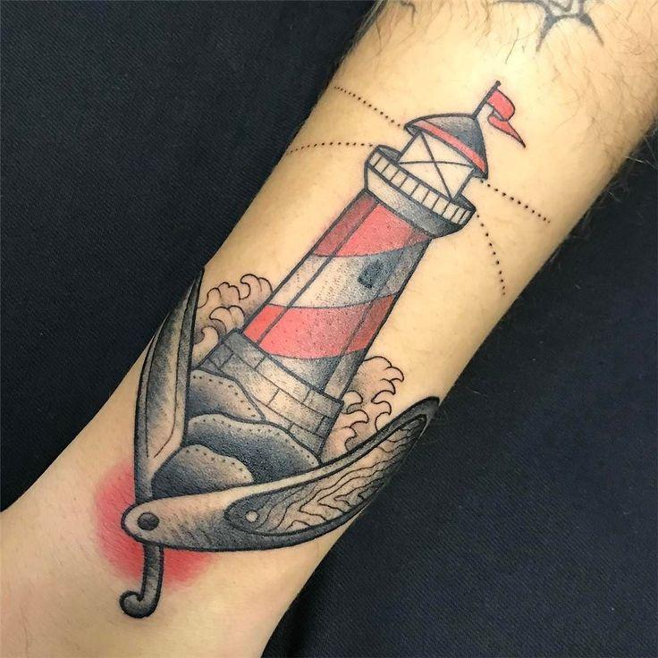 25 melhores ideias sobre tatuagens de farol no pinterest for Table no 21 tattoo