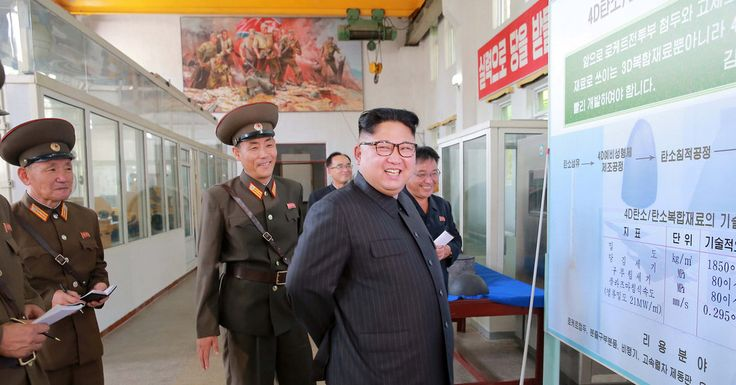 #MONSTASQUADD North Korea Hints It Is Developing More Advanced Ballistic Missiles
