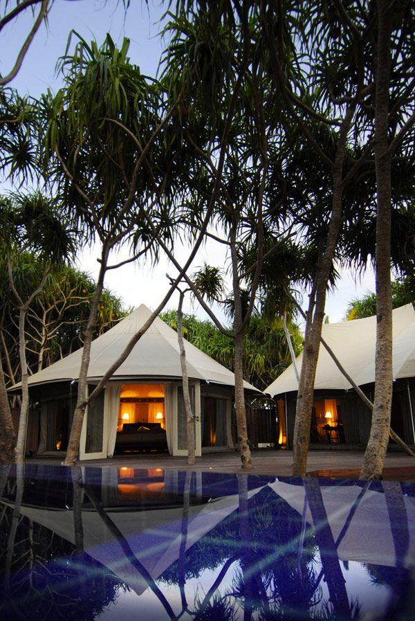 Aislamiento y rejuvenecimiento en el Banyan Tree Resort, Maldives