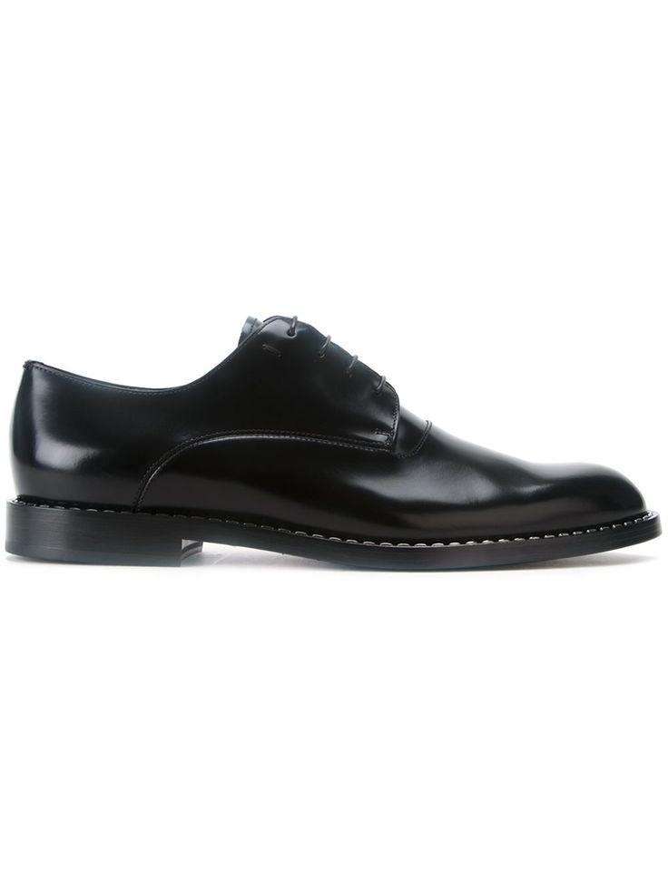 Fendi zapatos derby clásicos