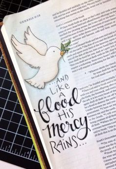 bible art journaling - Google Search