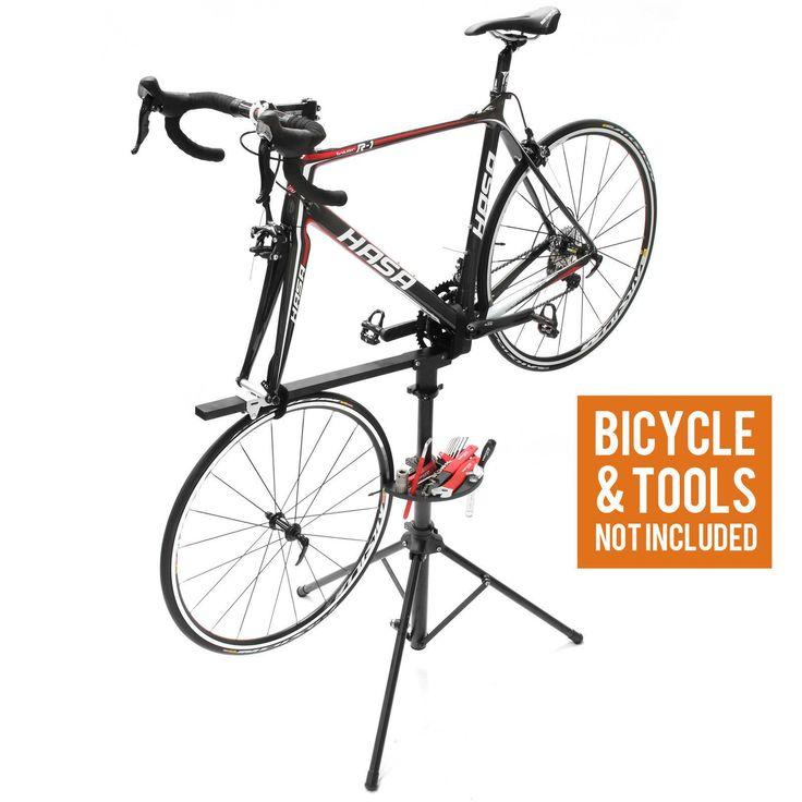 VENZO Workstand Bike Bicycle Race Team Repair Stand