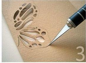 Cómo hacer mariposas bonitas de papel