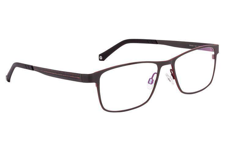 RR002 model - Robert Rüdger Eyewear by Area98 #eyewear #glasses #frame #style #menstyle #accessories