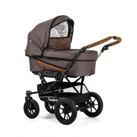 Luxus Kinderwagen mit viel Platz. Einer der Besten am Markt.