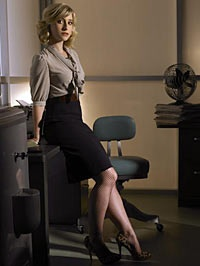 Allison Mack as Chloe Sullivan