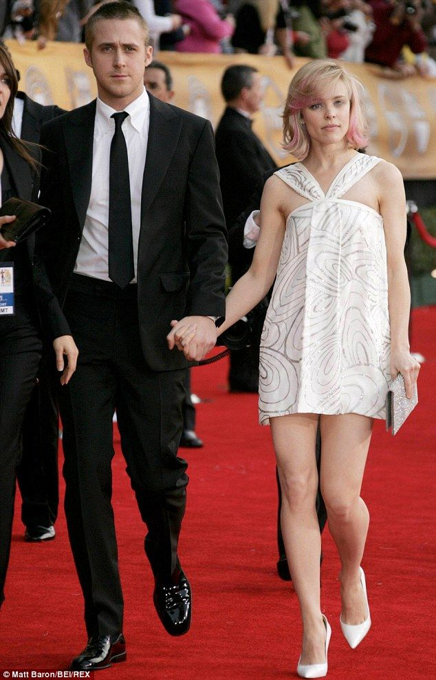 Ryan Gosling hated Rachel McAdams while filming The Notebook #dailymail
