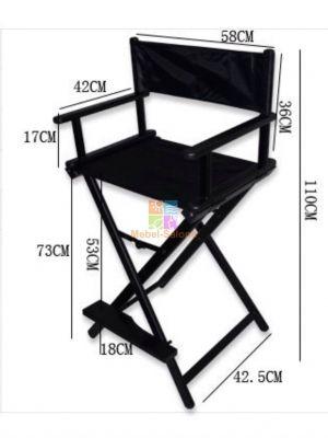 Складной стул визажиста Demure BM