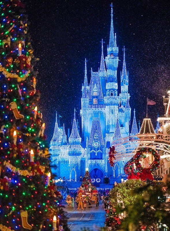 2021 Disney World Planning Guide Disney Tourist Blog Disney World Christmas Disney Images Disney Christmas