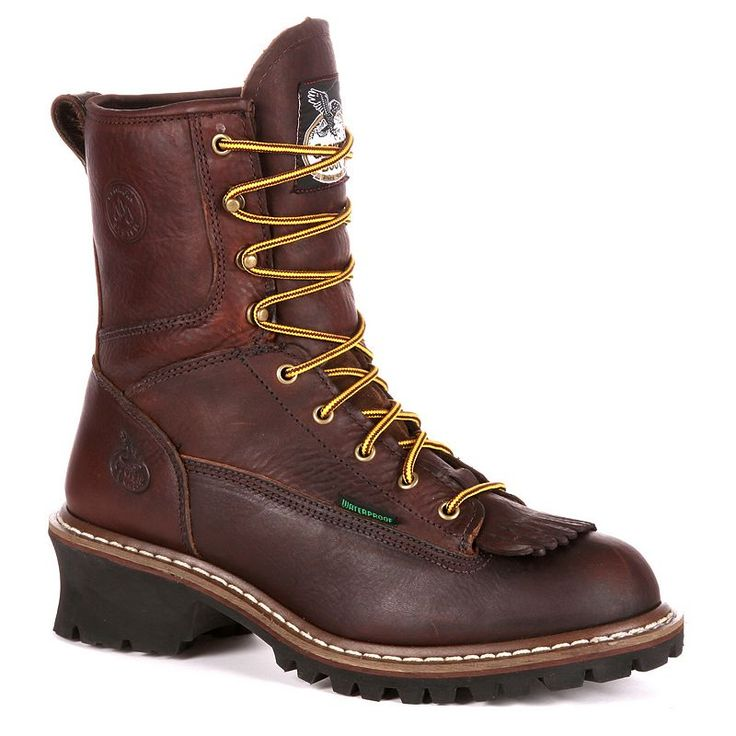 25 Best Ideas About Georgia Logger Boots On Pinterest