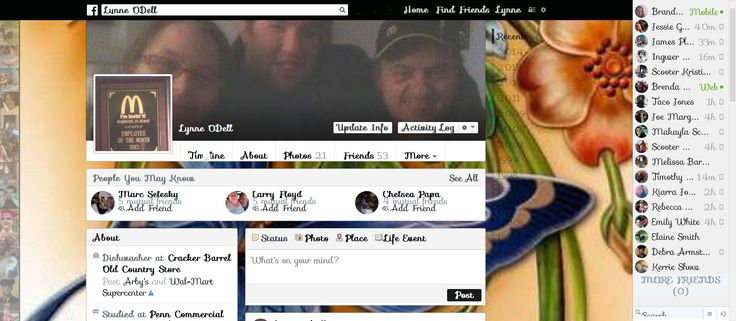No more blue on Facebook, thanks to Color My Facebook!