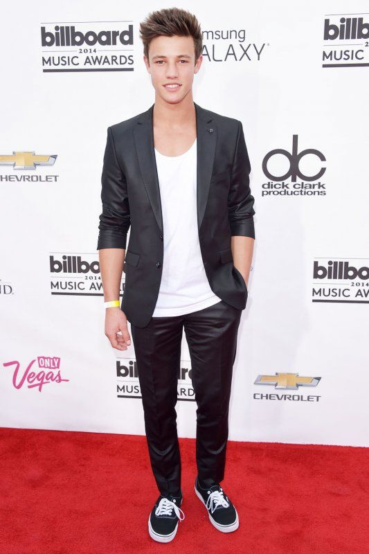 Billboard Music Awards 2014: Music's Biggest Stars Dazzle on the Red Carpet: CAMERON DALLAS